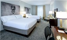 Hotel Crowne Plaza New Orleans Rooms - Renovated Alexa Tower King Bed
