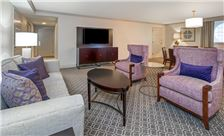 Hotel Crowne Plaza New Orleans Rooms - Presidential Suite Living Room