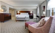 Hotel Crowne Plaza New Orleans Rooms - Presidential Suite Bedroom