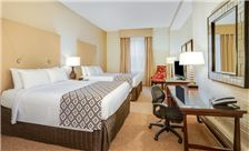 Hotel Crowne Plaza New Orleans Rooms - Historic Alexa Two Queen Bed Guestroom