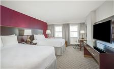 Hotel Crowne Plaza New Orleans Rooms - Renovated Astor Two Queen Bed Guestroom