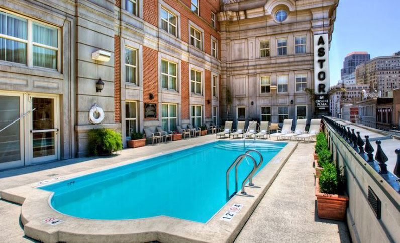 Astor Crowne Plaza - New Orleans French Quarter - New Orleans, LA