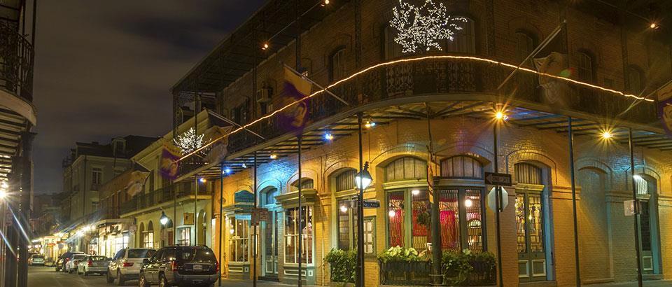 French Quarter Festival in New Orleans, LA