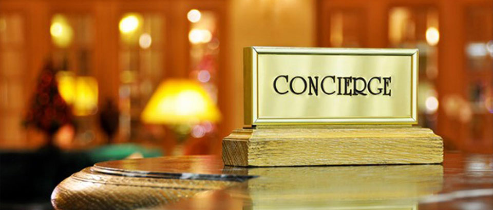 In-House Concierge Service at New Orleans
