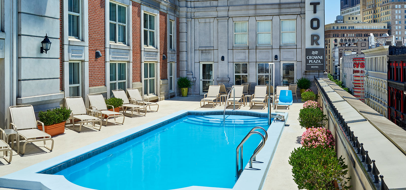 Amenities at Astor Crowne Plaza - New Orleans French Quarter