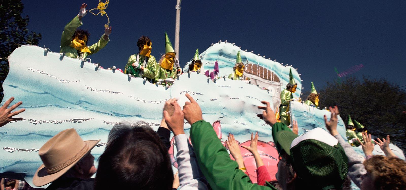 Mardi Gras Festival