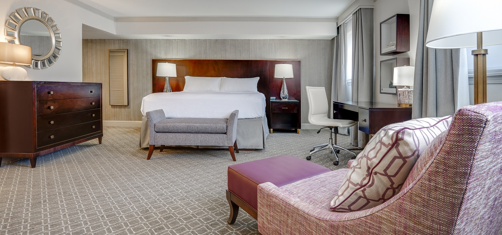 Rooms at Astor Crowne Plaza - New Orleans French Quarter