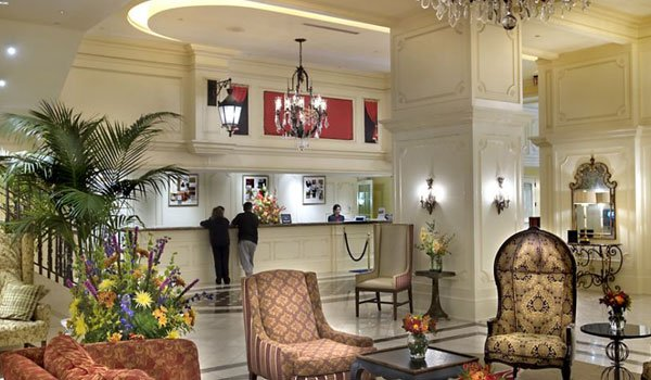Astor Crowne Plaza - New Orleans French Quarter Google Plus
