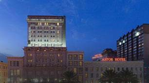 Astor Crowne Plaza - New Orleans French Quarter AAA Rate