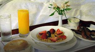 Louisiana Hotel Bed & Breakfast Package
